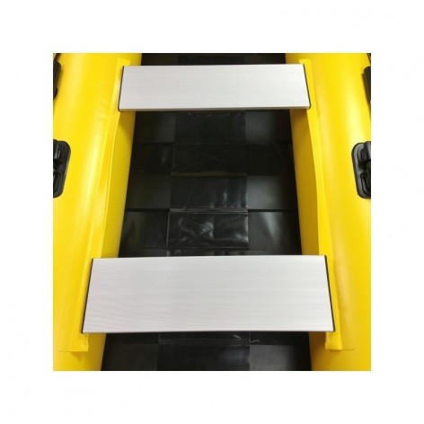 Pneumatics Aquaparx yellow RIB 280 MKII PRO with slatted floor