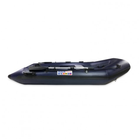 Pneumatic Aquaparx RIB 230 MKII PRO BLUE with slatted floor