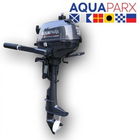 Motor fueraborda Aquaparx 2,5CV 4 tiempos