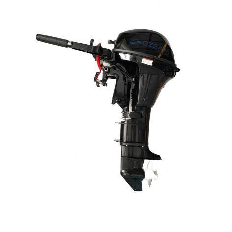 Outboard engines OZEAM 12CV 4 stroke LONG SHAFT, Japanese technology Hidea - Seanovo