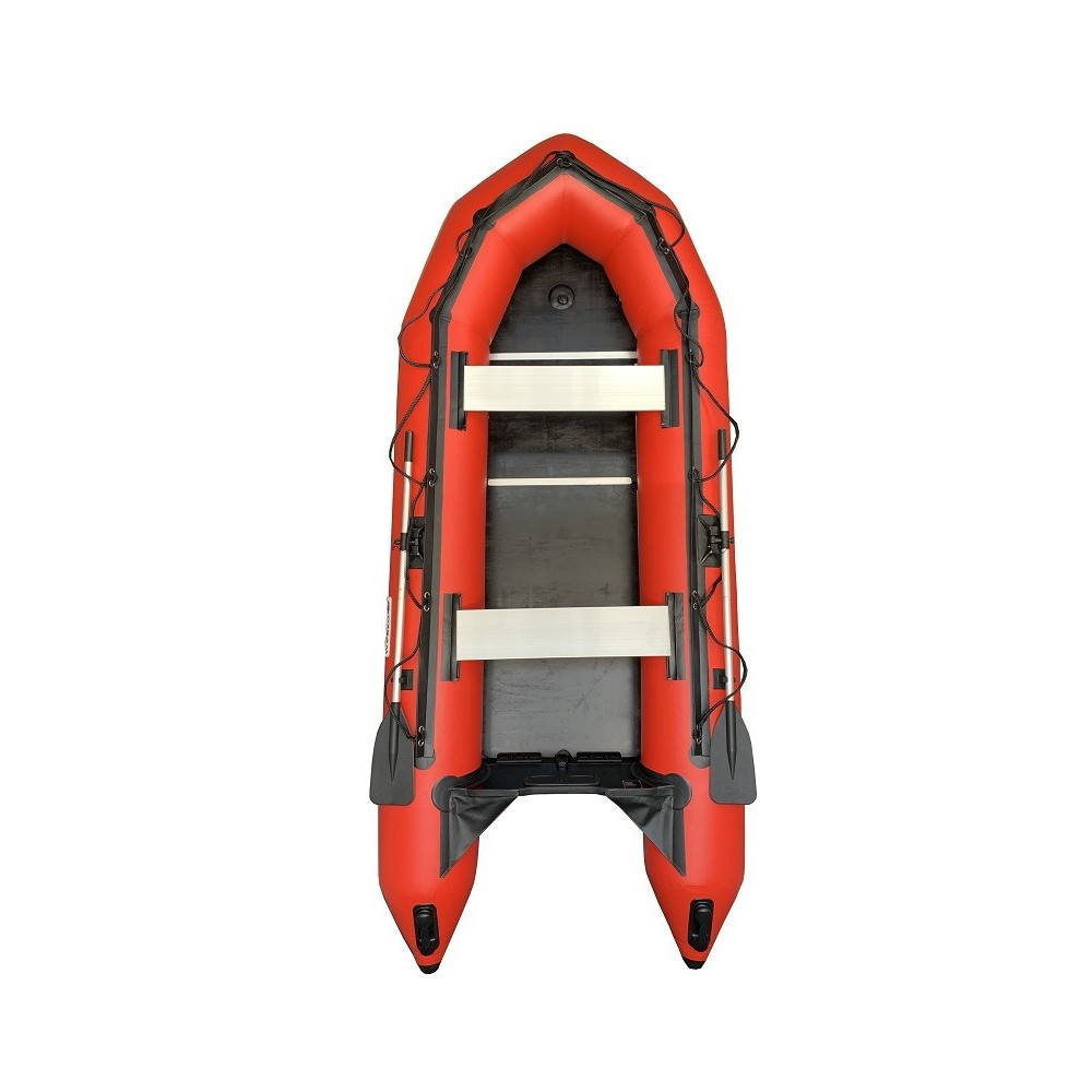 OZEAM SD360-SL inflatable boat with wooden floor