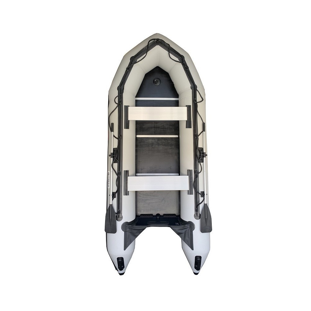 Inflatable boats OZEAM SD300-AD with inflatable floor