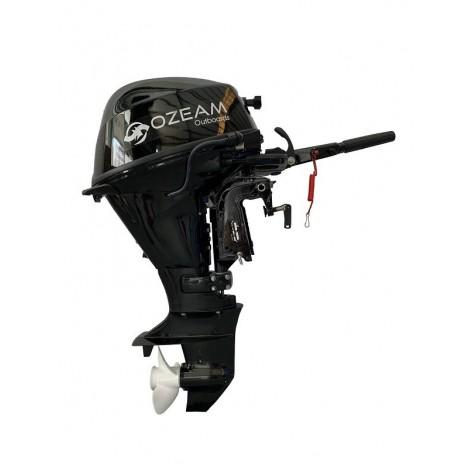 Motor Fueraborda OZEAM 20CV 4 tiempos, tecnología japonesa Hidea - Seanovo