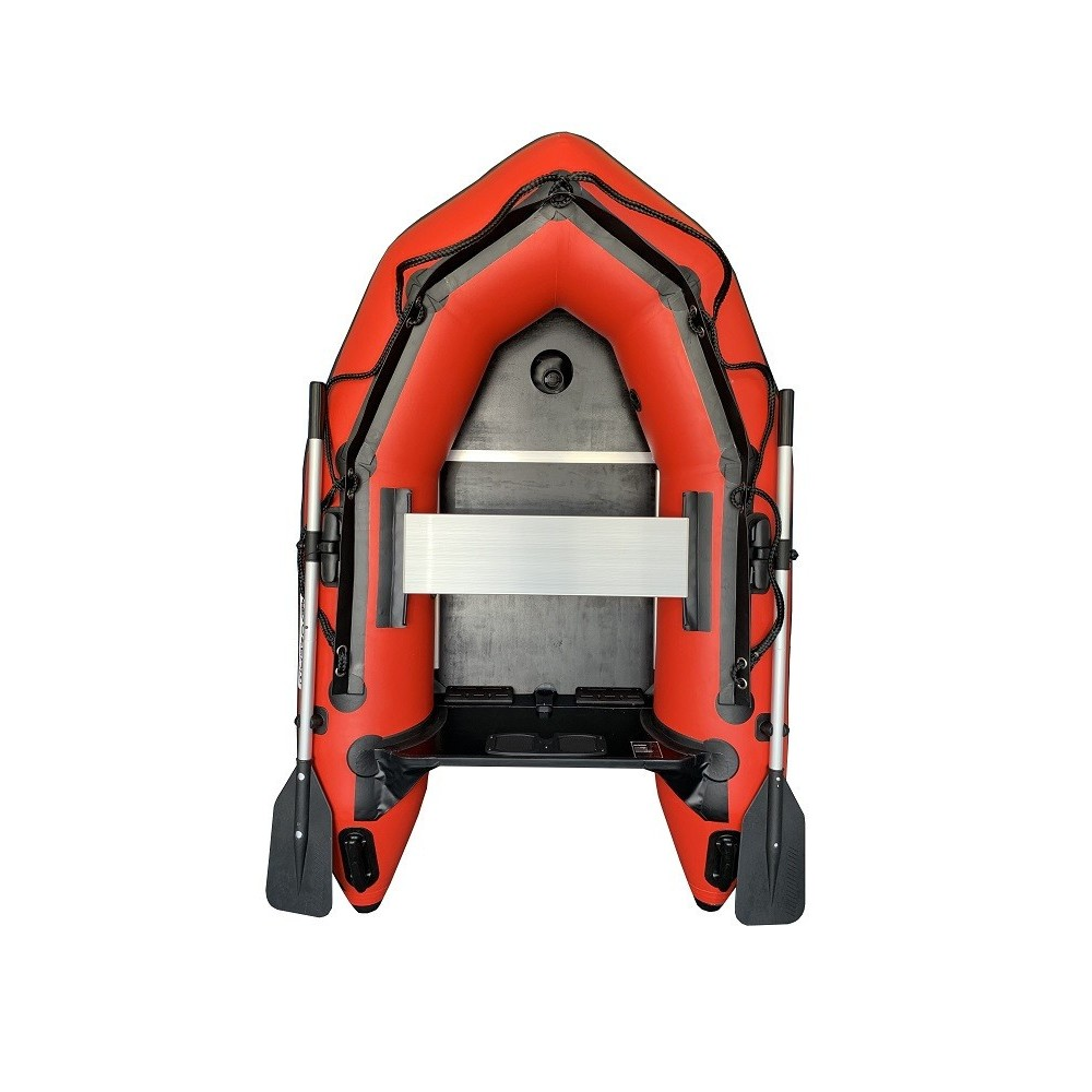 Boat inflatable OZEAM 200 Complete wood floor with inflatable keel