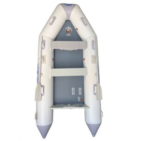 Inflatable Z-Ray Avenger 500, 360 white with inflatable floor