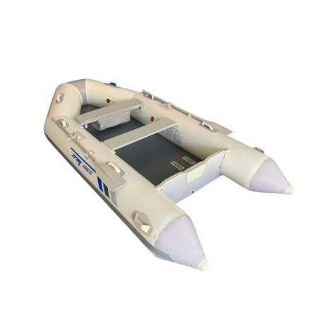 Neumática Z-Ray Avenger 500, 360 blanca con suelo Hinchable