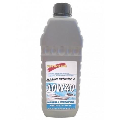 Aceite sintético PETROLINE 10w40