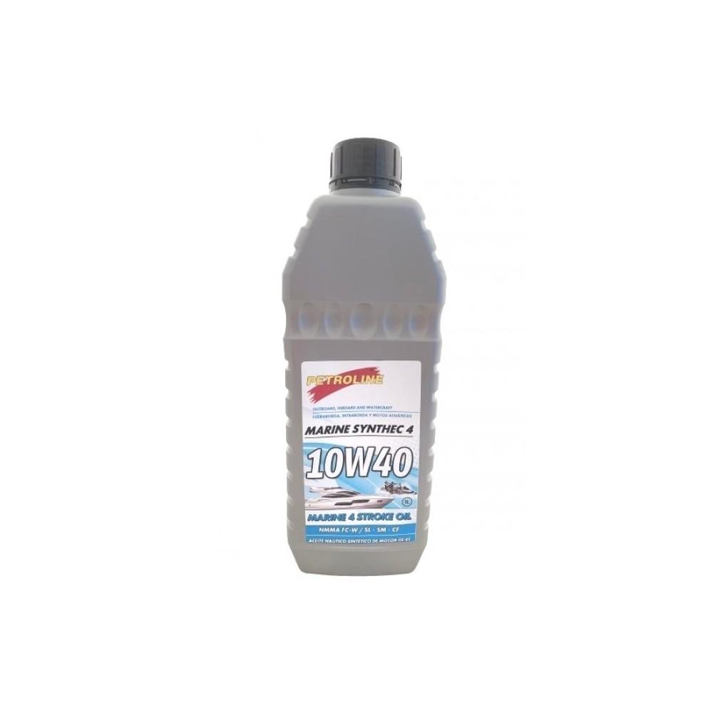 Synthetic oil PETROLINE 10w40