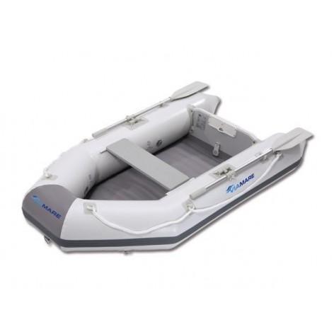 Gommone Viamare 250T bianco con pavimento gonfiabile