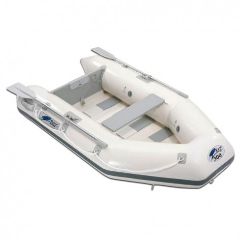 Pneumatics Z-Ray I 300 270 white with inflatable floor