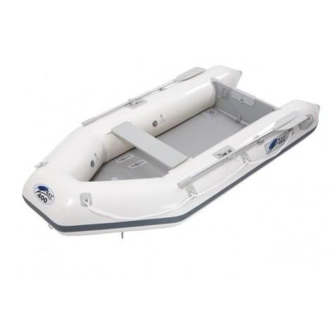 Pneumatica Z-Ray III 400 310 bianco con pavimento gonfiabile