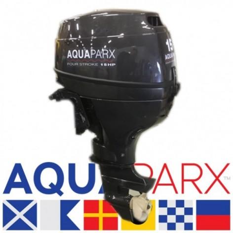 Motor fueraborda Aquaparx 15CV 4 tiempos