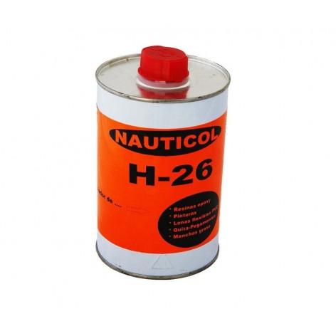 Limpiador Nauticol H-26 1 Litro