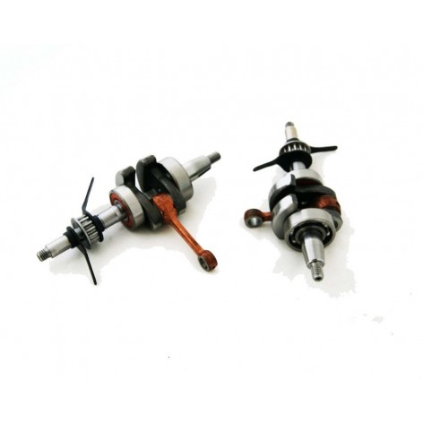 Cigüeñal para motor fueraborda Ozeam 1.3cv y Aquaparx 1.2cv